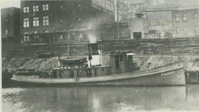 SANDERS, W. B. (1905, Tug (Towboat))