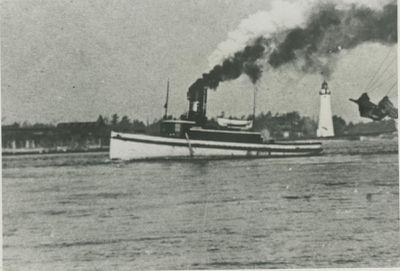 SARNIA (1901, Tug (Towboat))