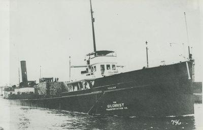 VULCAN (1889, Bulk Freighter)