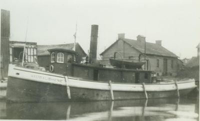 WAUBAUSHENE (1872, Barge)