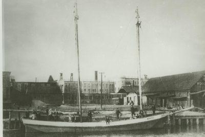 BERTIE (1896, Scow Schooner)