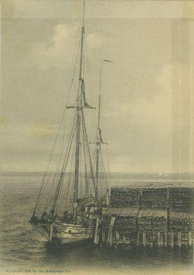 WEST SIDE (1870, Schooner)