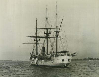 YANTIC, U.S.S. (1863, Bark)