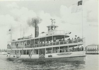 CITY OF CLEVELAND (1891, Excursion Vessel)