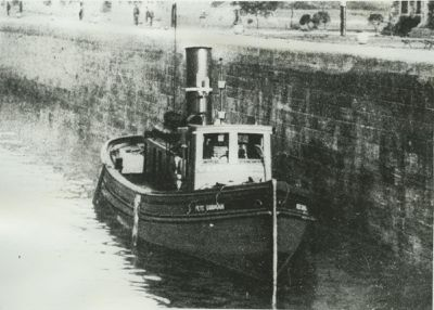 GORMAN, PETE (1892, Tug (Towboat))