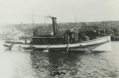 MAYTHEM (1874, Tug (Towboat))