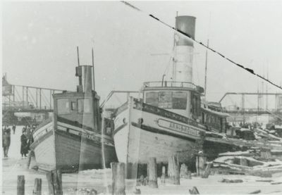MCLEAN, ANDREW A. (1890, Tug (Towboat))