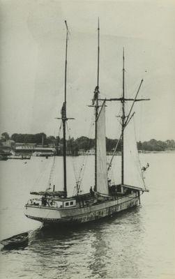 MELITTA (1881, Schooner)
