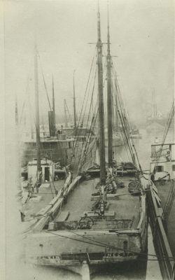 MELVINA (1863, Schooner)
