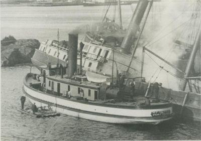 MERRICK, M.F. (1873, Tug (Towboat))
