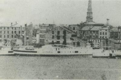 ALPENA (1866, Steamer)