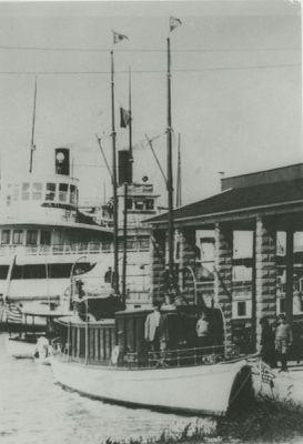 ALPHA (1894, Yacht)