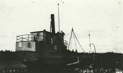 ARCTIC (1893, Steambarge)