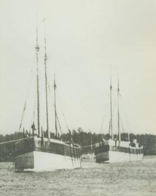 BUCKEYE STATE (1873, Schooner-barge)