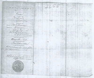 BUFFALO (1851, Propeller)