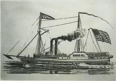 BUNKER HILL (1837, Steamer)
