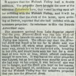 CALEDONIA (1855, Schooner)