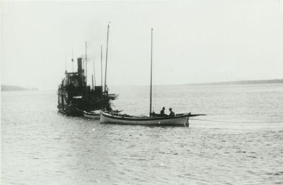 CAMPAU, PETER (pre1854, Sloop)