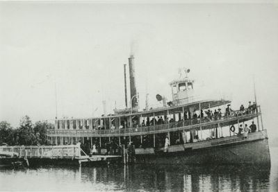CITY OF NEW YORK (c1880, Excursion Vessel)
