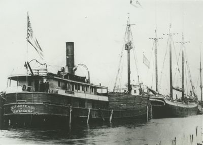GREENE, M.T. (1887, Steambarge)
