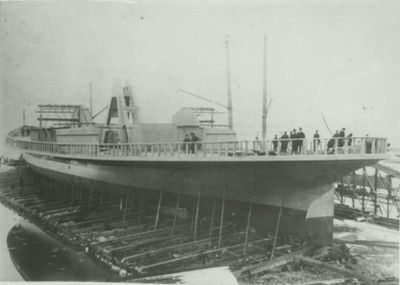 GREYHOUND II (1902, Steamer)