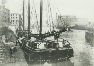 GRANGER (1874, Schooner)