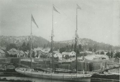 GRANT, LEVI (1872, Schooner)