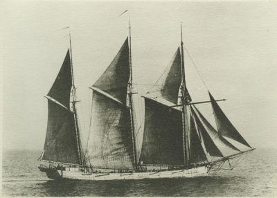 MAXWELL, A. C. (1870, Schooner)