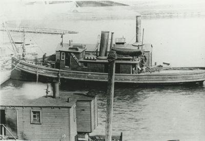MEDINA (1890, Tug (Towboat))