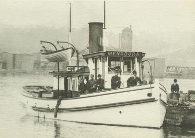 MENODORA (1901, Tug (Towboat))