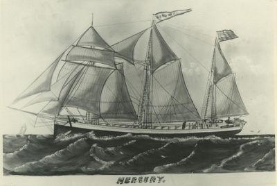 MERCURY (1872, Schooner-barge)