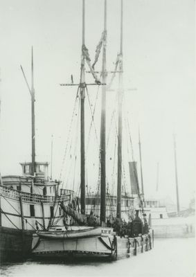 MERRITT, THOMAS R. (1874, Schooner)