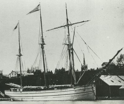 AUGUSTA (1871, Schooner)
