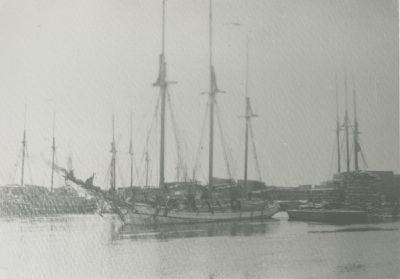 AMOSKEAG (1867, Schooner)