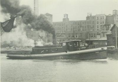 ANDY (1896, Tug (Towboat))