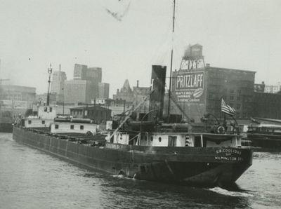 AUSTRALIA (1897, Barge)