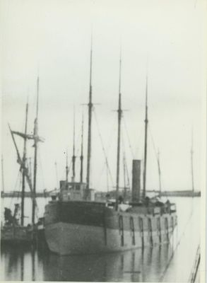 BROWN, FAYETTE (1887, Bulk Freighter)