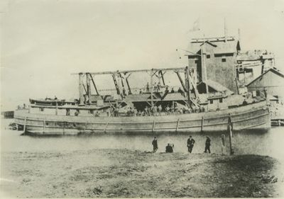 BROWN, W. L. (1880, Bulk Freighter)