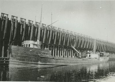CADILLAC (1892, Bulk Freighter)