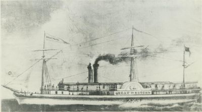 GREAT WESTERN (1838, Steamer)