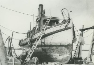 GREEN, O.B. (1865, Tug (Towboat))