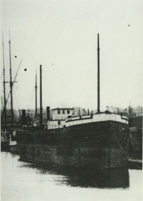 GROVER, MAURICE B. (1887, Bulk Freighter)