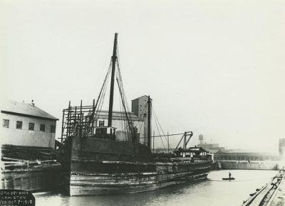 HAMILTON (1901, Barge)