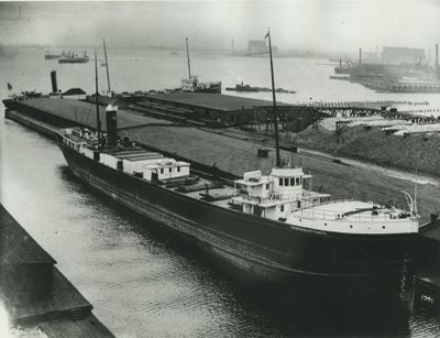 WILLIAM H. GRATWICK (1893, Package Freighter)