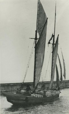 GORDON, MARY S. (1882, Schooner)