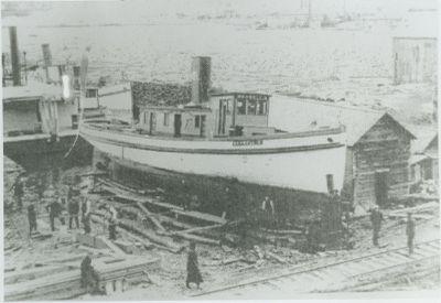 MAXWELL, A. (1891, Tug (Towboat))