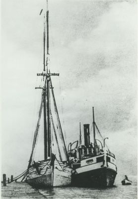 MAYFLOWER (1875, Tug (Towboat))