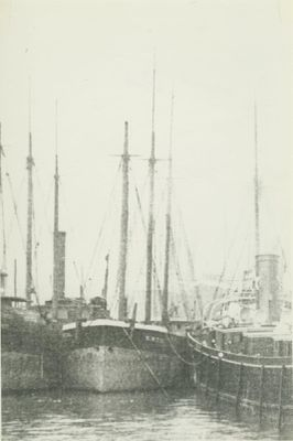 MCGREGOR, WILLIAM (1872, Schooner-barge)