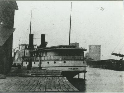 METEOR (1866, Tug (Towboat))
