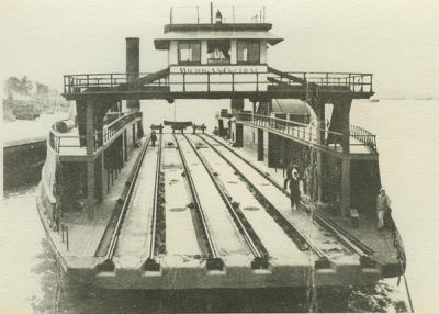 MICHIGAN CENTRAL (1884, Car Ferry (Rail Ferry))